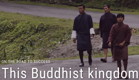 """This Buddhist Kingdom Is Paving Roads With Plastic Waste"" - Fusion"
