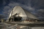 """""""Decades After Chernobyl Disaster, Engineers Slide High-Tech Shelter Over Reactor"""" - Ars Technica"""